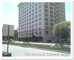 The Historic Colcord Hotel
