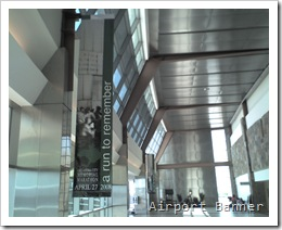 Airport Banner